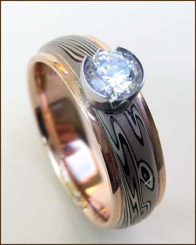 Michael-Daniels-Mokume-18k-Ring