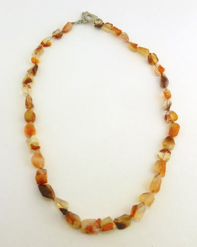 16in Mexican Opal Necklace 810-1081