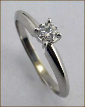 Hearts on Fire .15 ct. Solitaire 891-812