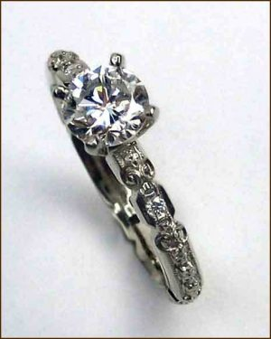 Van Craeynest 18k Diamond Ring