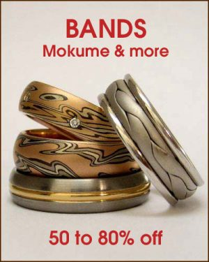 Bands Mokume & More